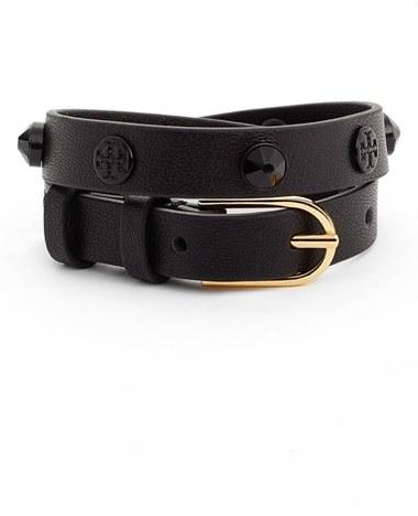 Tory BurchWomen's Tory Burch Leather Wrap Bracelet