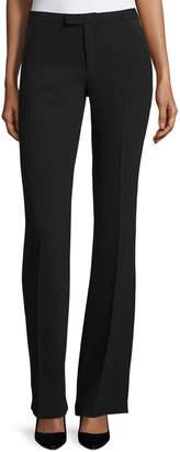 Joseph Rock Flare Crepe Pants, Black