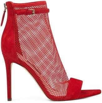Nine West Mesh Ankle-Strap Sandals