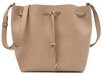 French Connection Ansley Drawstring Bucket Bag