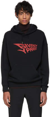 Givenchy Black Mad Trip Tour Hoodie