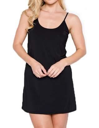 Anémone Women's Non-Cling Silky Smooth Full Slip
