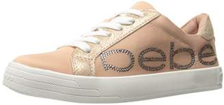 Bebe Women's Deeann Fashion Sneaker