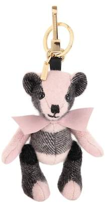 Burberry Thomas bear cashmere charm