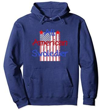 Bodybuilding Swole Hoodie For Bodybuilders And Weightlifters