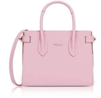 Furla Pin Mini Tote Bag w/Shoulder Strap