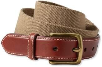 L.L. Bean L.L.Bean Comfort Waist Belt