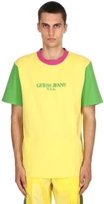 GUESS Farmers Market By Sean Wotherspoon Sean Wotherspoon Cotton Jersey T-Shirt