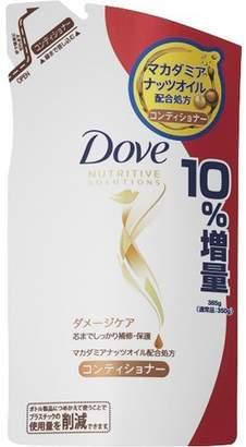Dove ユニリーバダヴダメージケアCD詰換え10%増量