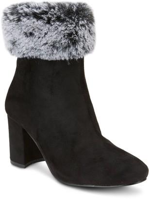 Olivia Miller Noorvik Women's Faux Fur Top Booties