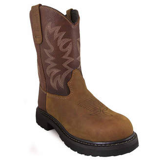 Buffalo David Bitton SMOKY MOUNTAIN Smoky Mountain Mens Slip Resistant Work Boots