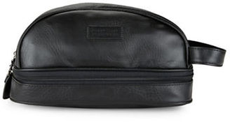 Perry Ellis Water-Resistant Zip-Up Travel Case $47.50 thestylecure.com