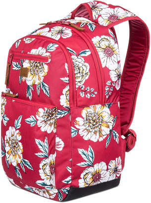 Roxy Here You Are Printed Backpack
