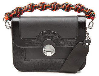 Liebeskind Berlin Clasp M Leather Crossbody Bag