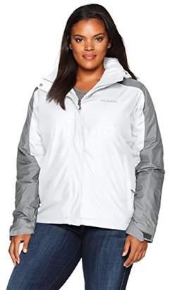 Columbia Women's Plus Sizegotcha Groovin Jacket Size