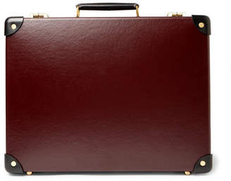 Globe-trotter Centenary 16 Slim Attache Briefcase - Burgundy