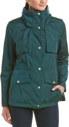 Cole Haan Woven Jacket