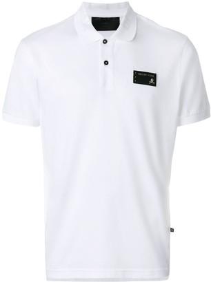 Philipp Plein Say You polo shirt