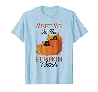 Pumpkin Patch Halloween Shirt Tees Men Women Kids Funny Gift