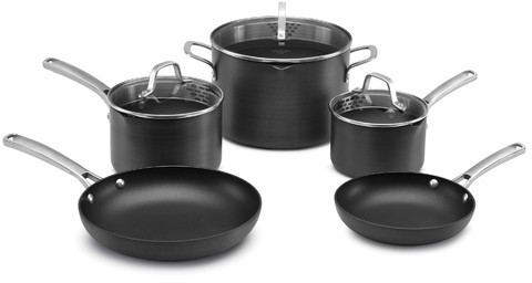 Calphalon Calphalon Classic 8 Piece Non-Stick Cookware Set