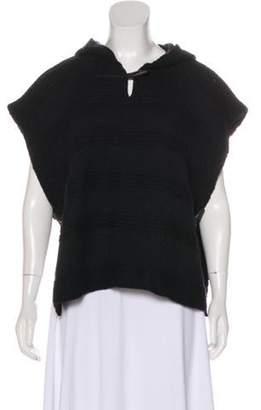 Isabel Marant Ãtoile Alpaca-Blend Sleeveless Sweater w/ Tags Black Ãtoile Alpaca-Blend Sleeveless Sweater w/ Tags
