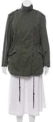 3.1 Phillip Lim Fur-Lined Convertible Jacket