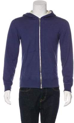Marc Jacobs Cashmere-Blend Hoodie