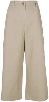 Kenzo high-waisted palazzo pants