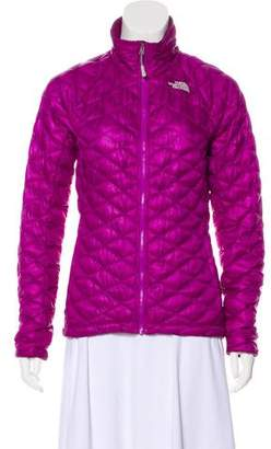 The North Face Quilted Puffer Jacket