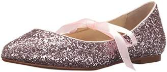 Betsey Johnson Blue by Women's Sb-lia Pointed Toe Flat