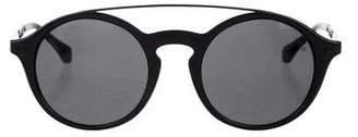 Ralph Lauren Circle Frame Sunglasses