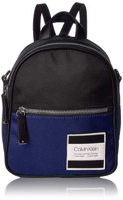 Calvin Klein Kelly Nylon Small Backpack