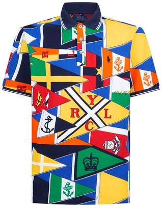Yachting Flags Shirt