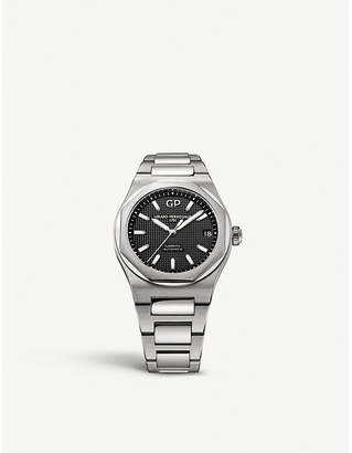 Girard Perregaux Girard-Perregaux 81010-11-634-11A Laureato stainless steel watch