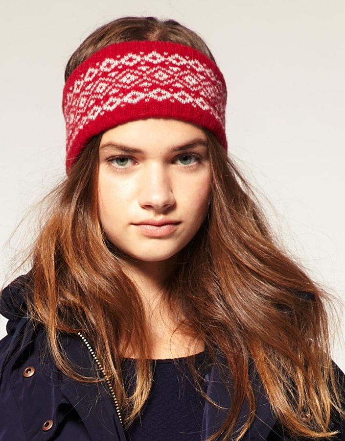 Invest in a Knitted Headband to Keep Warm This Winter | POPSUGAR ...