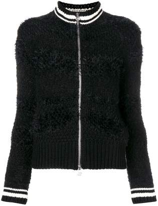Ermanno Scervino fitted knit jacket