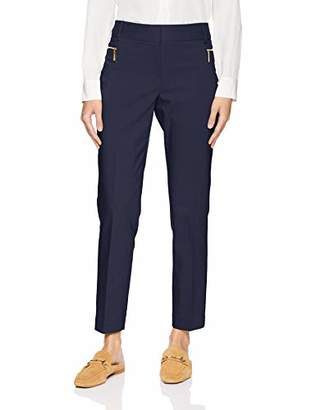 Chaus Women's Dena Zipper Pocket Pant