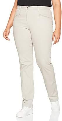 Ulla Popken Women's Stretchhose Mony L Trousers