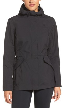 Women's The North Face Kindling Waterproof Jacket $160 thestylecure.com