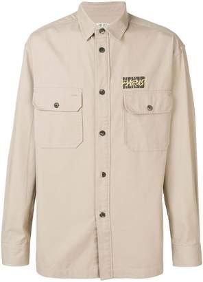 Kenzo classic trucker shirt