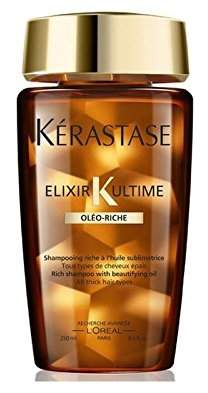 Kérastase Elixir Ultime Bain Riche (250ml) (Pack of 4)