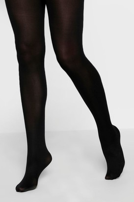 boohoo 60 Denier 2 Pack Microfibre Tights