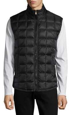 Pendleton Zip-Front Puffer Vest