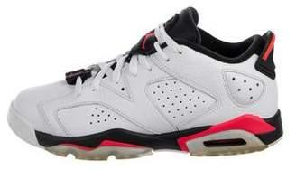 Nike Jordan Boys' 6 Retro Low BG Sneakers