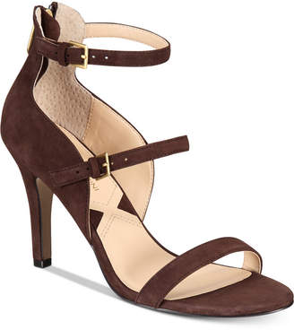 Adrienne Vittadini Georgino Dress Sandals Women Shoes