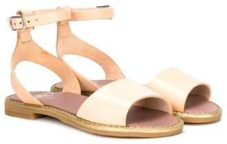 Pépé ankle buckled sandals