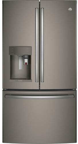 GE Profile 27.8 cu. ft. Energy Star French Door Refrigerator with Keurig K-Cup Brewing System