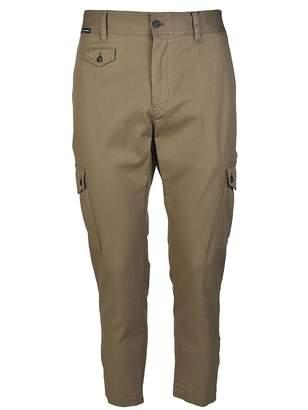 Dolce & Gabbana Calca Slim Trousers
