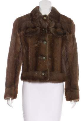 Gucci Mink Fur Jacket