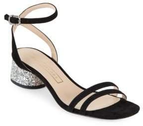 Marc Jacobs Olivia Block Heel Sandals